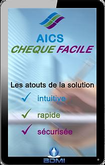 AICS CHEQUE FACILE