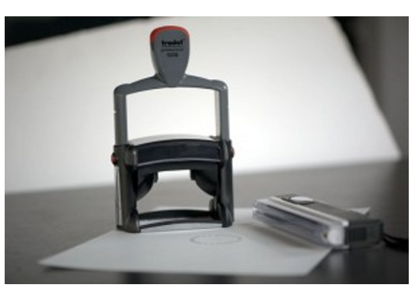 Tampon de sécurité Securi-Stamp