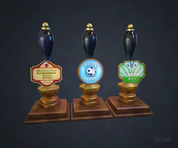 Draft Beer Pumps
