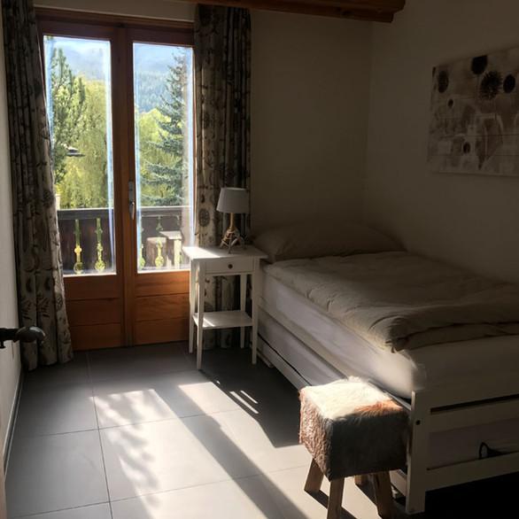 Zimmer 2 - Variante 1 Bett