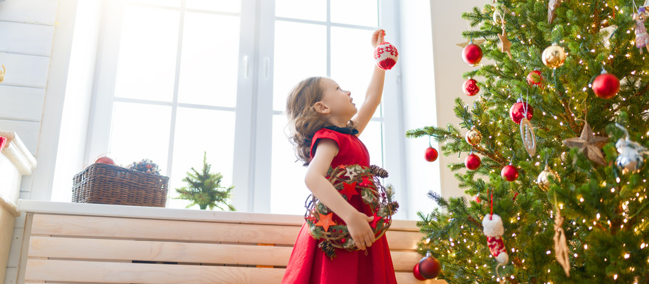 4 SAFETY TIPS for your Xmas Tree 🎄