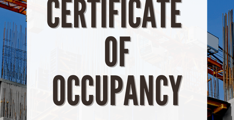 Certificate of Occupancies: Explained