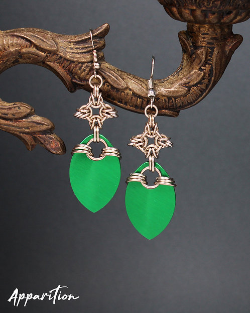 Eleanor Scalemaille Earrings