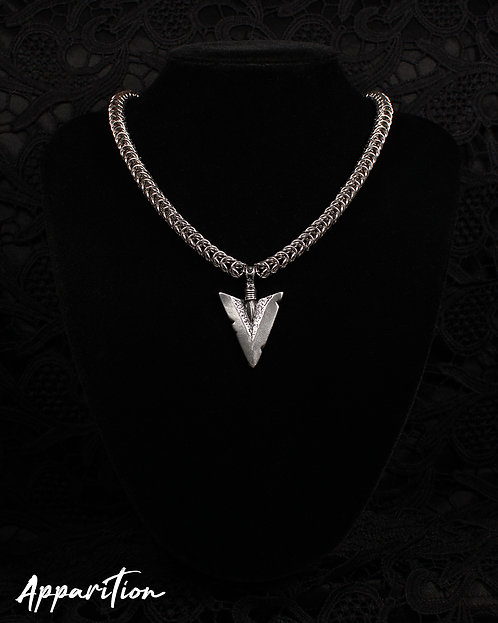 Skadi Chainmaille Necklace
