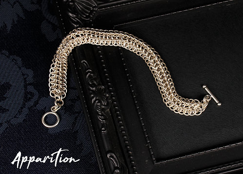 Gator Ridge Chainmaille Bracelet