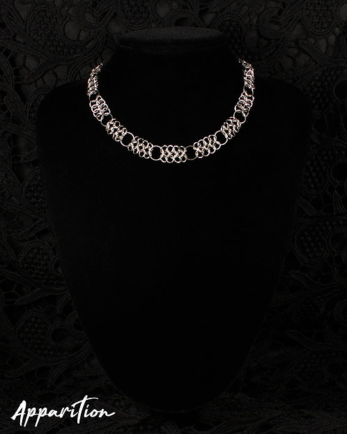 Clara Chainmaille Necklace