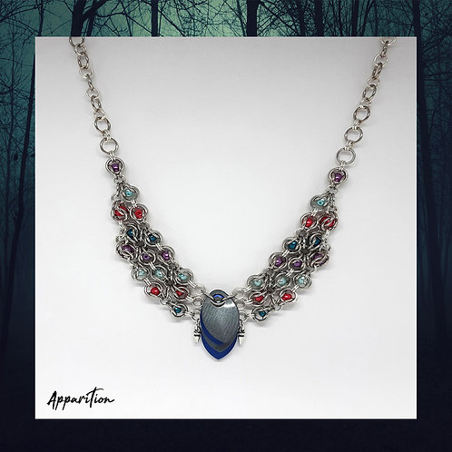 Andromeda Chainmaille Necklace