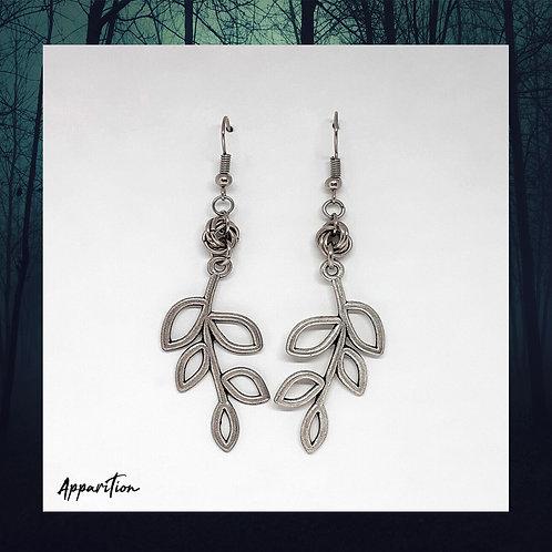 Branch & Mobius Earrings