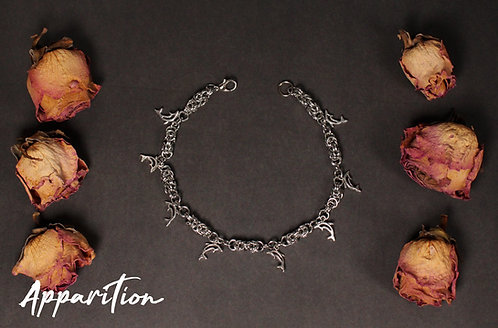 Dolphin Chainmaille Anklet