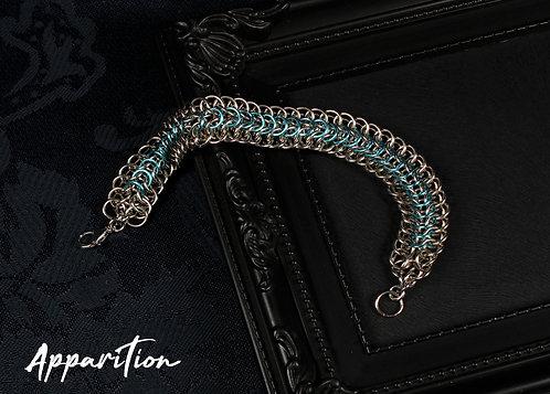 Ocean Dragon Chainmaille Bracelet