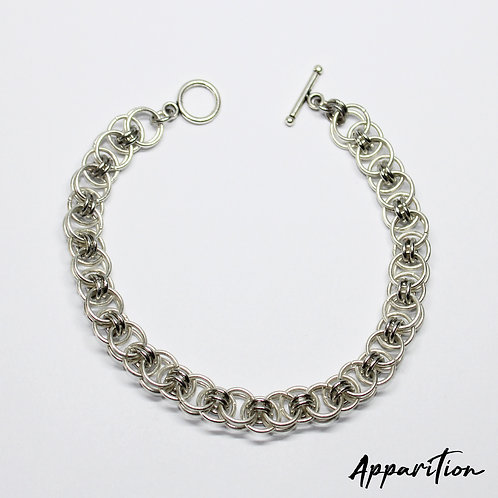 Helm's Way Chainmaille Bracelet