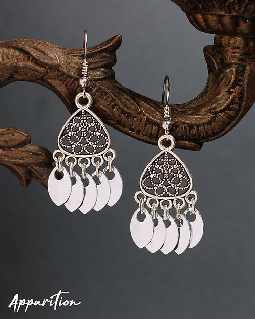 Ixchel Scalemaille Earrings