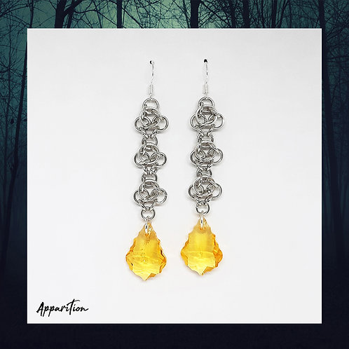 Tao Empress Chainmaille Earrings