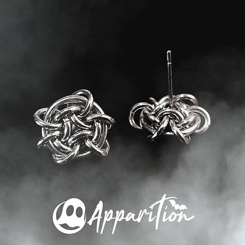 Hoodoo Queen Chainmaille Earrings