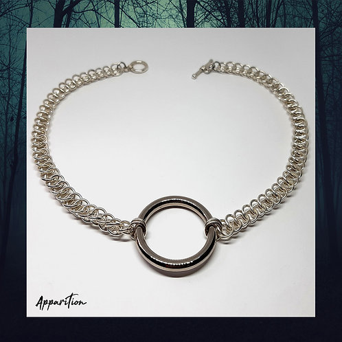 O-Ring Chainmaille Choker