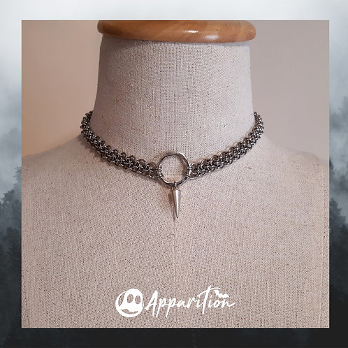 Bathory Chainmaille Choker