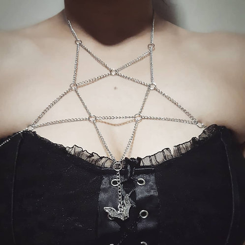Lilith's Hold Body Chain