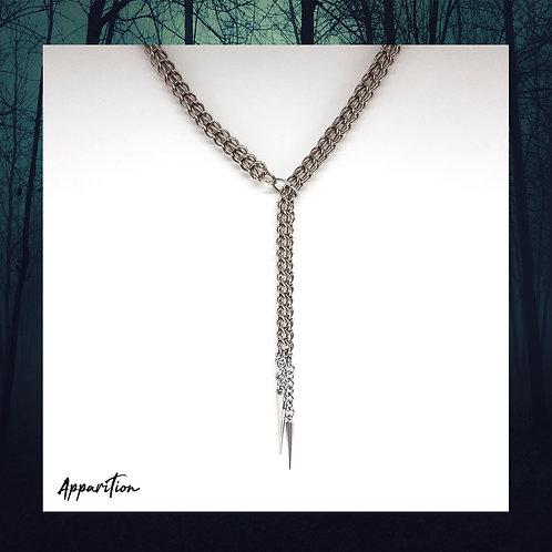 La Muerte Chainmaille Necklace