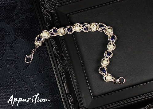 Duality Chainmaille Bracelet
