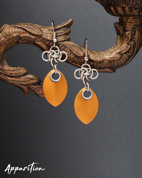Kore Scalemaille Earrings