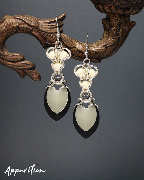 Tribus Scalemaille Earrings