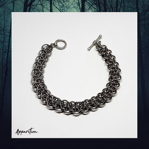 Dragonstep Chainmaille Bracelet