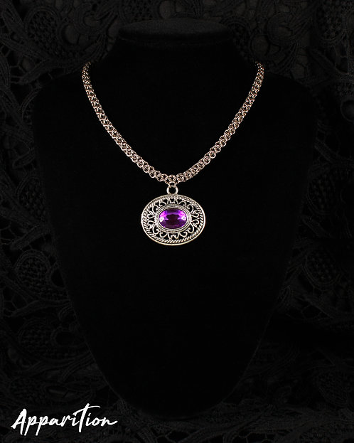 Veronica Chainmaille Necklace