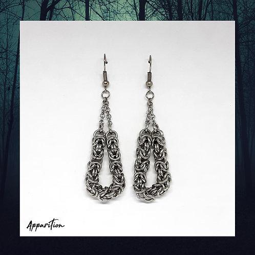 Byzantine Loop Earrings