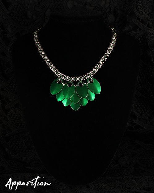 The Empress Scalemaille Necklace