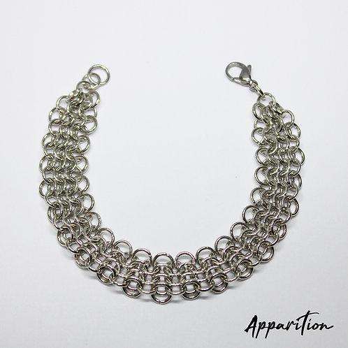 European Strap Chainmaille Bracelet