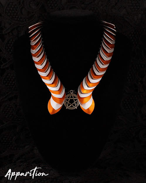 Grand Witch Scalemaille Necklace