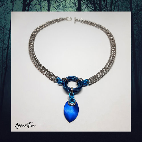 Eternity Chainmaille Necklace