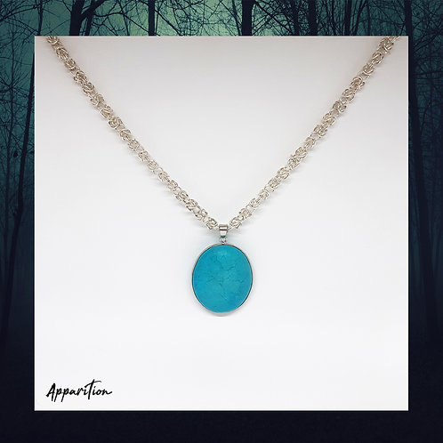 Cybele Chainmaille Necklace