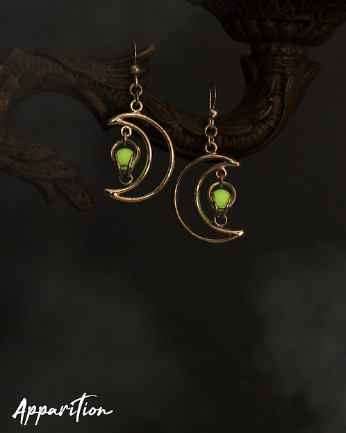 Luna Chainmaille Earrings
