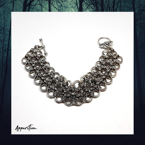 Japanese Princess Chainmaille Bracelet
