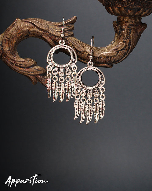 Princess of the Orient Earrings