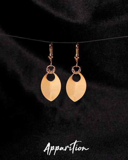 Chrysus Scalemaille Earrings