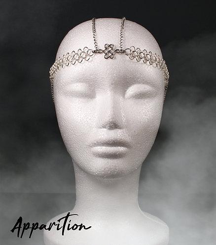 Goddess Idun Chainmaille Headdress