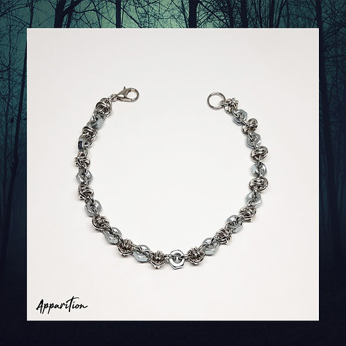 Hex Chainmaille Bracelet