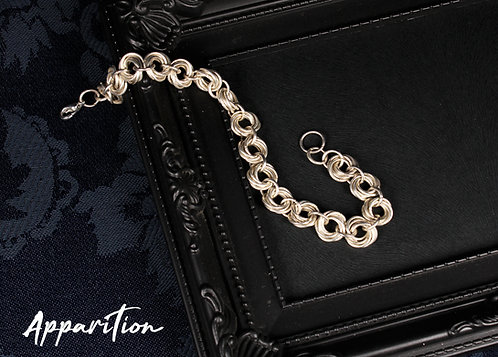 Eternal Circle Chainmaille Bracelet
