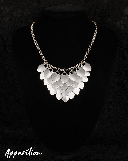 Tsuyakeshi Scalemaille Necklace