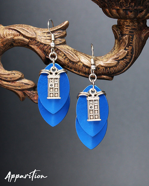 Allonsy Scalemaille Earrings