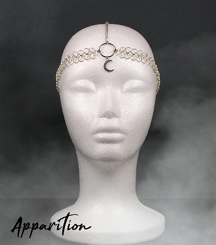 Athena Chainmaille Headdress