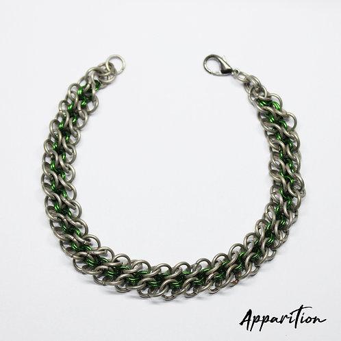 Abhainn Uaine Chainmaille Bracelet
