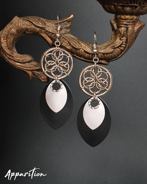 Cassandra Scalemaille Earrings