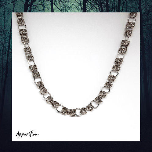 Tituba Chainmaille Necklace