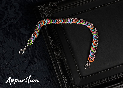 Candy Delight Chainmaille Bracelet