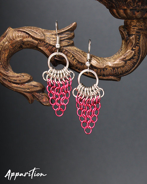 Euro 4-in-1 Chainmaille Earrings