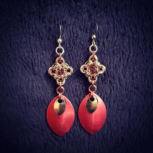 Anniversary Gift Earrings