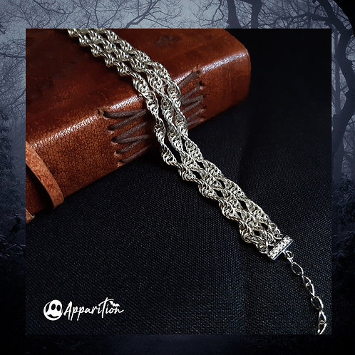 Trinity Chainmaille Bracelet